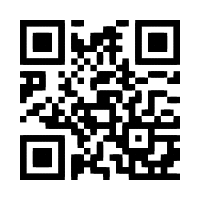 QR Code for hugopickering.com